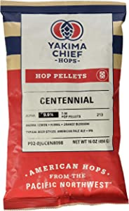 Home Brew Ohio Us Centennial 1 Lb. Hop Pellets for Home Brewing beer Making