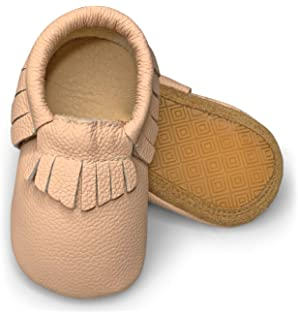 4a4368e30a3e Lucky Love Baby Moccasins • Premium Leather • Infant