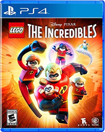 LEGO The Incredibles for PlayStation 4 [USA]: Amazon.es: Whv Games: Cine y Series TV