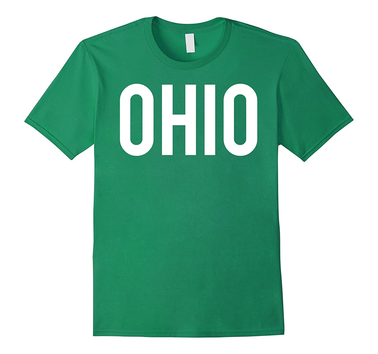 Ohio T Shirt - Cool new OH state fan funny cheap gift tee-CD