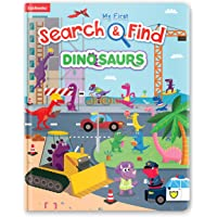 My First Search & Find: Dinosaurs-Search for Dinosaurs and Identify Colors, Numbers, and Rhyming Words along the Way…