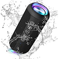 Ortizan Portable Bluetooth Speaker, IPX7 Waterproof Wireless Speaker with 24W… photo