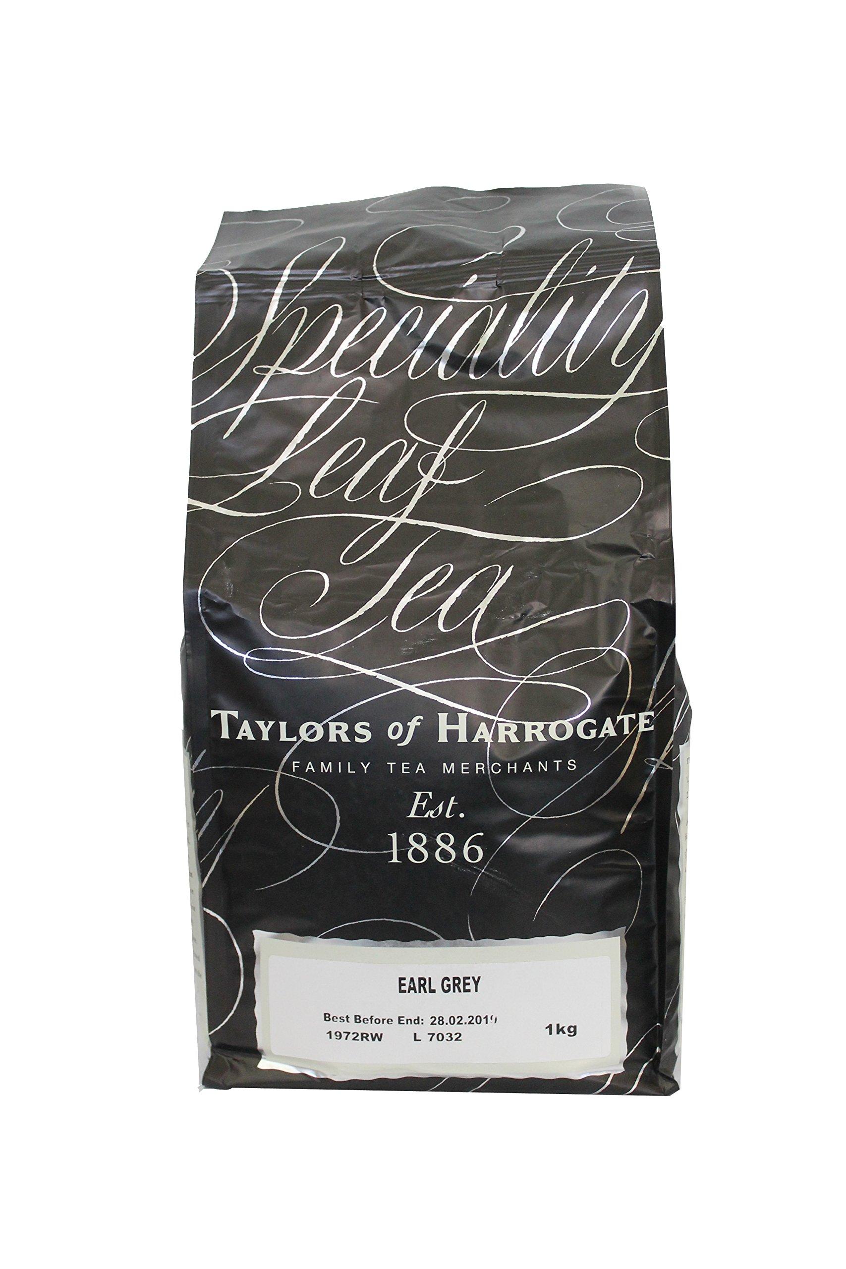 Taylors of Harrogate Earl Grey Loose Leaf, Kilo Bag by Taylors of Harrogate
