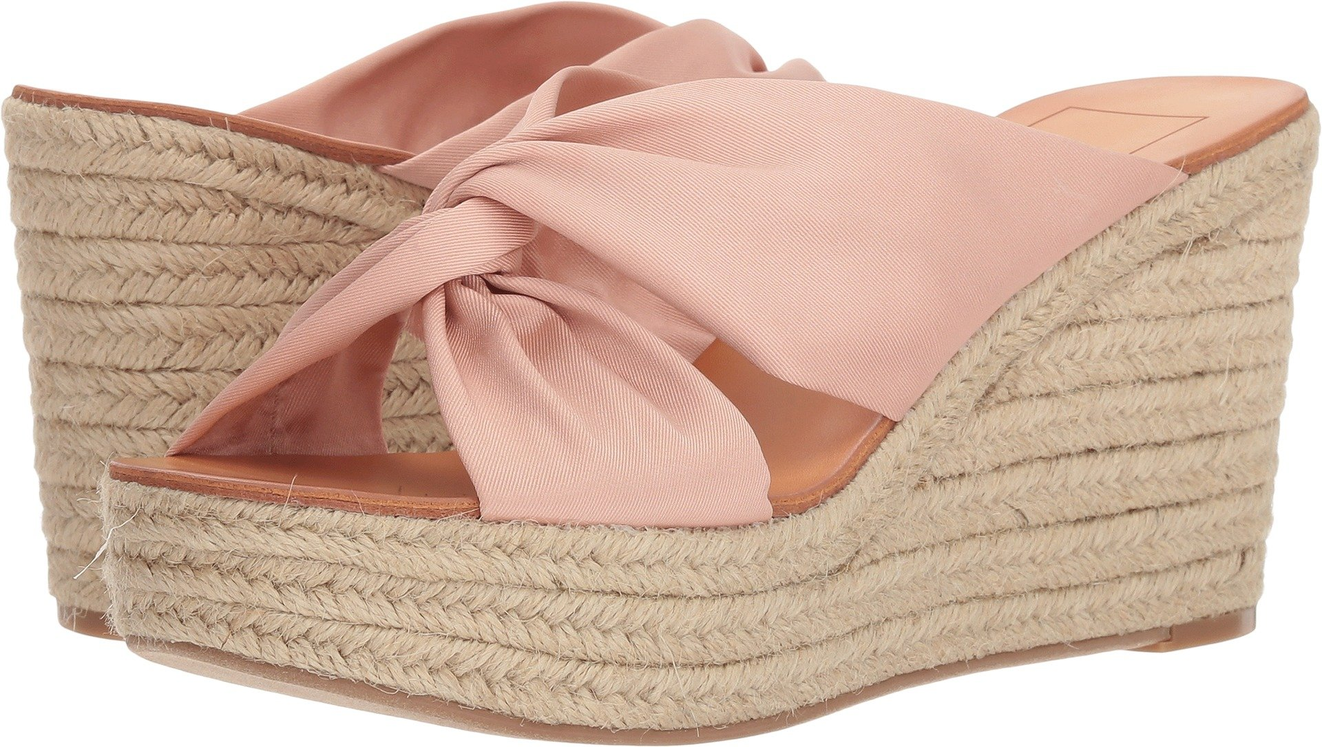 Dolce Vita Women's Blaine Blush Fabric 9 M US