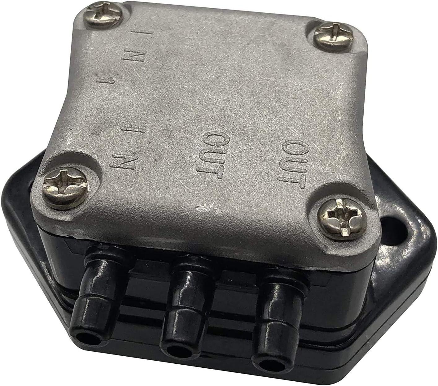 COP Boat Motor Fuel Pump Assy for Mercury Mariner 826398T 3 Yamaha Outboard 62Y-24410-04-00 4-Stroke 25HP 30HP 35HP 40HP 45HP 50HP 55HP 60HP Motor Engine