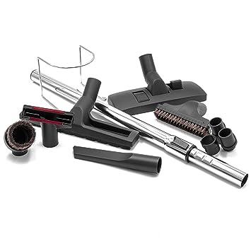 vhbw Set de 9 piezas de accesorios para aspiradoras Philips, AEG, Electrolux, Dirt