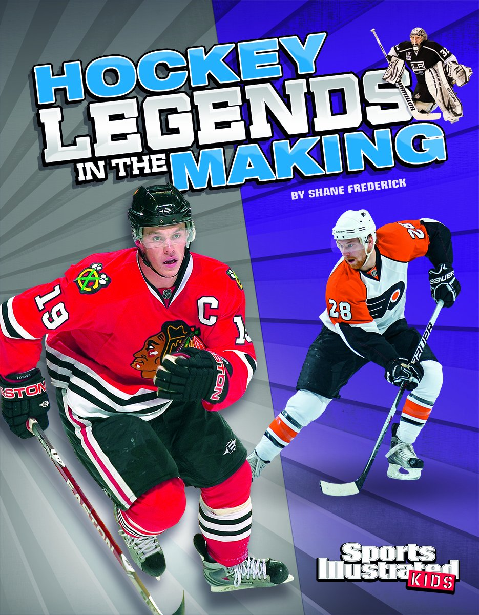 Hockey Legends in the Making