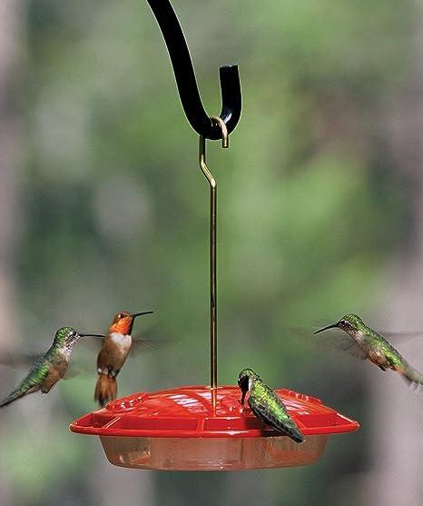 a17776e262968 Amazon.com : Aspects 367 Hummzinger Ultra Hummingbird Feeder, 12-Ounce :  Wild Bird Feeders : Garden & Outdoor