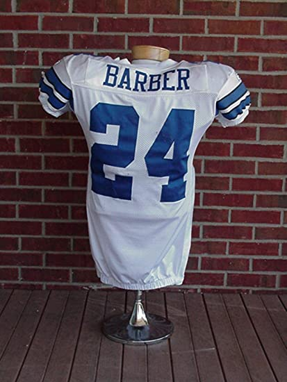 new arrival 21ab4 5e336 2007 Cowboys Marion Barber Game Worn Jersey - Unsigned NFL ...