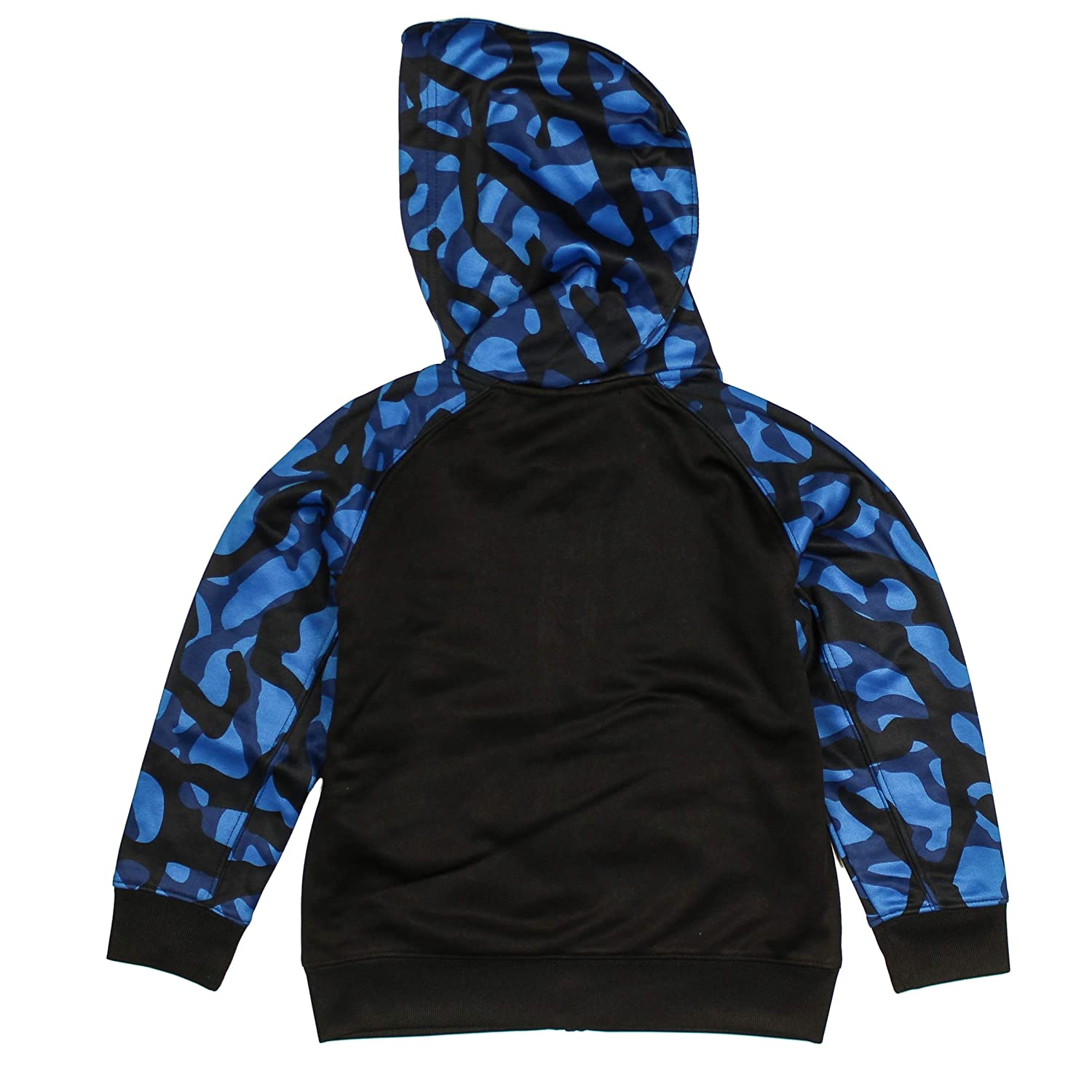 744e8e450ca Amazon.com: Jordan Little Boys' Air Therma-Fit Zip Hoodie: Clothing