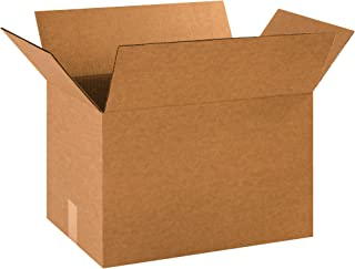 """product image for Partners Brand P181212 Corrugated Boxes, 18""""L x 12""""W x 12""""H, Kraft (Pack of 25)"""