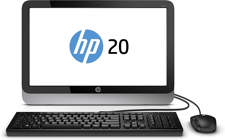 HP All-in one 20-2120ns - Ordenador de sobremesa (AMD E1 2500, 4 ...