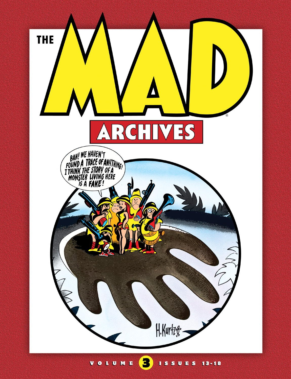 Download The MAD Archives Vol. 3 pdf epub