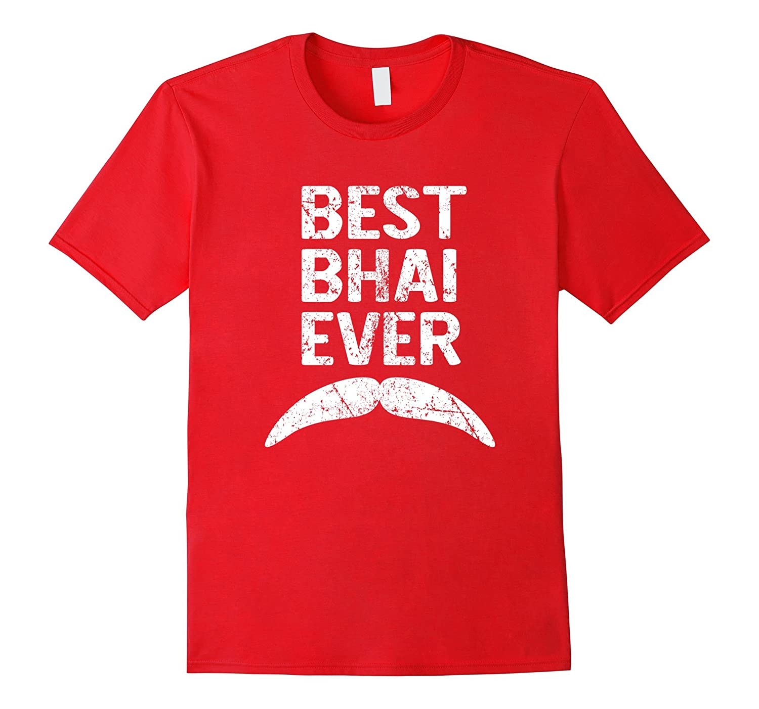 Rakhi T Shirt Best Bhai Ever Raksha Bandhan gift for Brother-Art
