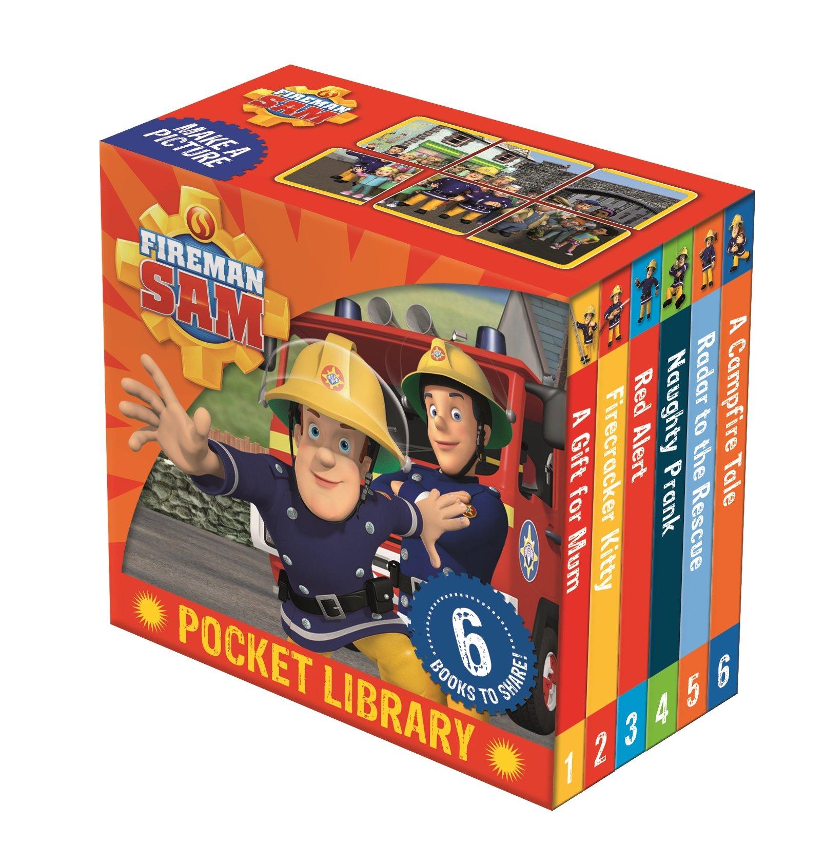 Download Fireman Sam Pocket Library pdf epub