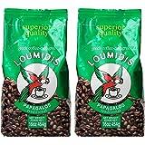Papagalos Loumidis Ground Coffee, 16 Ounce (Pack of 2)