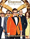 Kingsman 2: The Golden Circle (DVD 2017) Action & Adventure La Divine