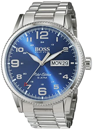 Hugo Boss Vintage 1513329 Stainless Basic Facts