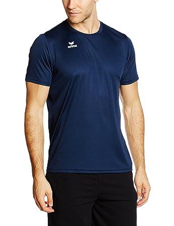 57c5c6e3ab77 Erima Funktions Teamsport T-Shirt, Herren Funktions Teamsport T-Shirt, Blau  (