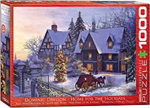 Home for The Holidays 1000-Piece Puzzle