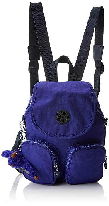 Kipling Firefly Up Medium Backpack Summer Purple