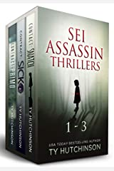 Sei Thrillers (Books 1-3) Kindle Edition