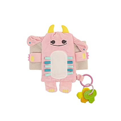 Pink AGGIE MD Gripebelt Colic /& Upset Stomach Stress Relief Sensory Toy Baby to Big Kid