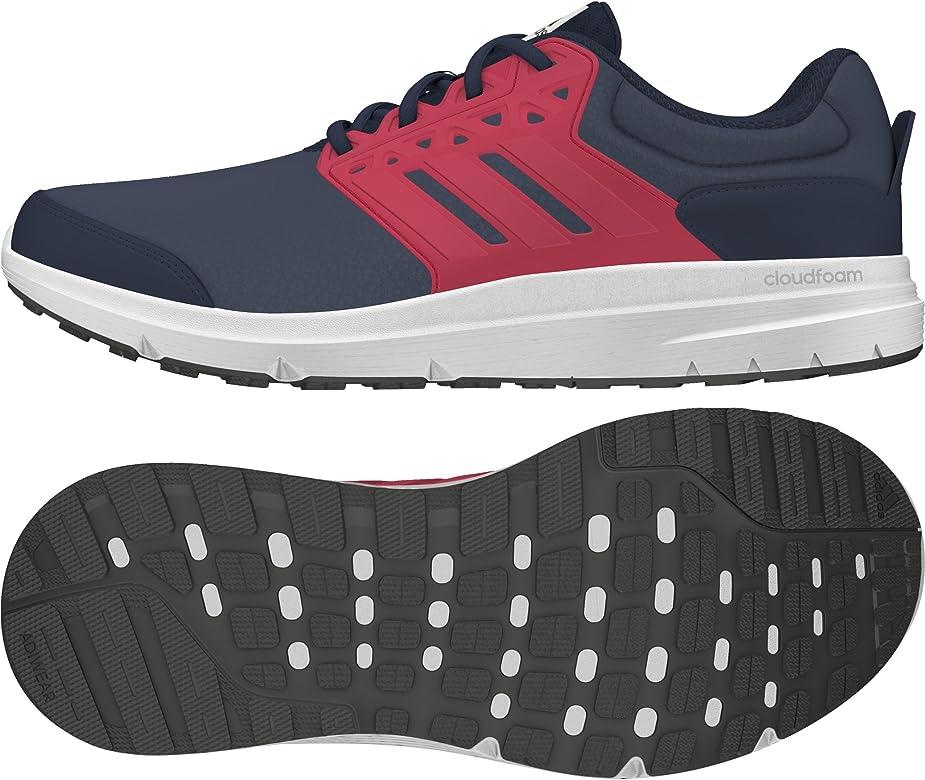 adidas Galaxy 3 Trainer, Zapatillas de Deporte para Hombre, Azul (Maruni/Rojray/Negbas), 49 1/3 EU: Amazon.es: Zapatos y complementos