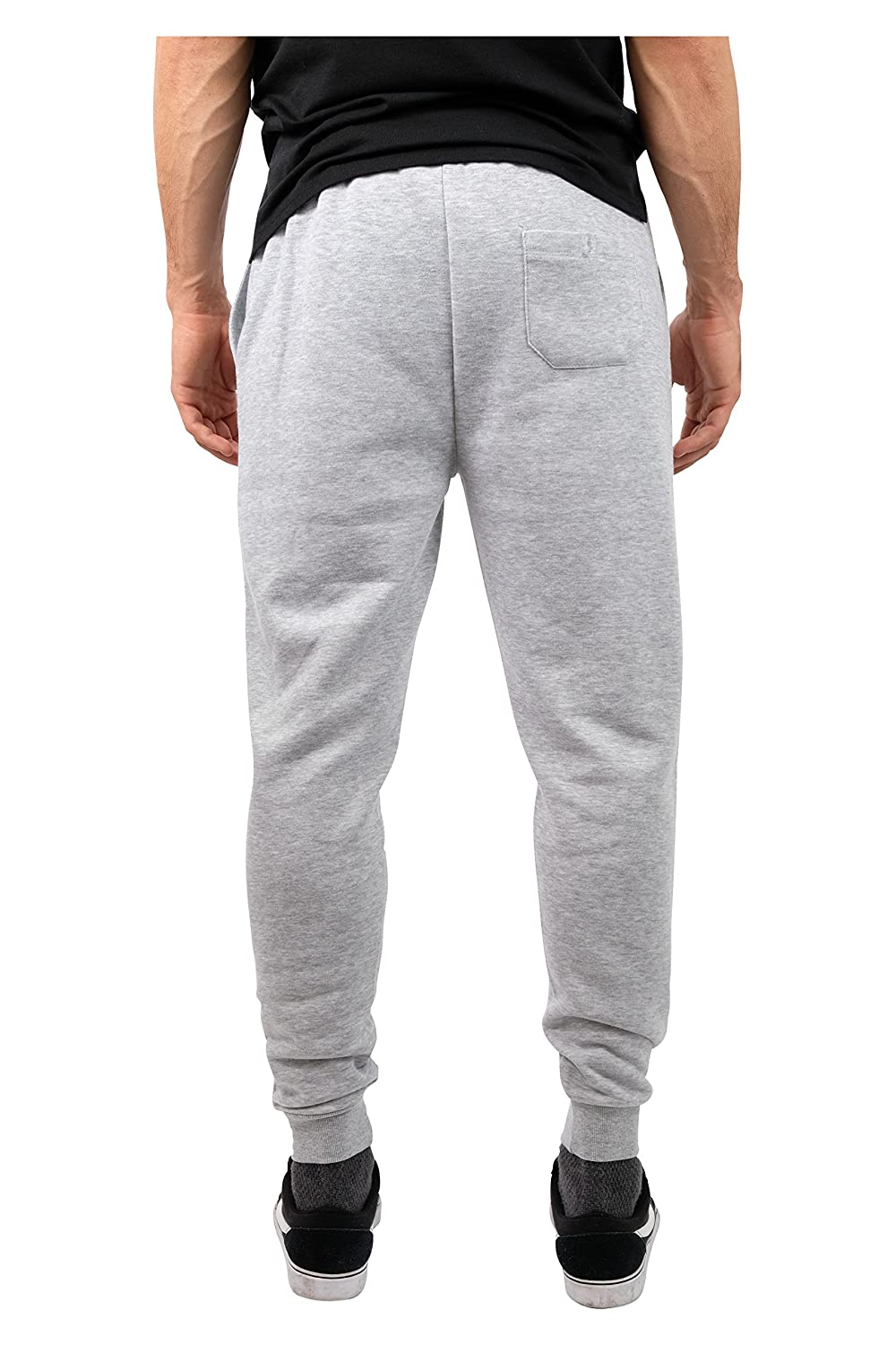 Heather Gray Large NFL Cleveland Browns Ultra Game Mens JOGGER