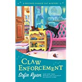 Claw Enforcement (Second Chance Cat Mystery)