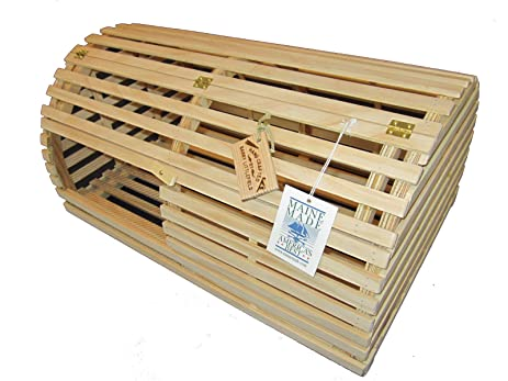 Amazon.com : Large Maine Lobster Trap Wedding Card Holder 19\