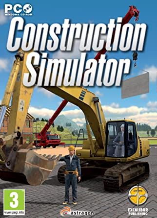 amazon construction simulator 輸入版 ゲーム