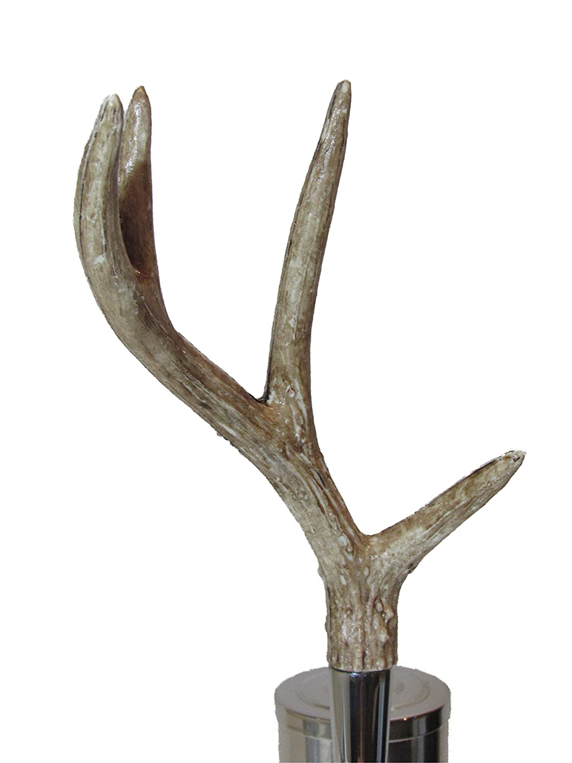 Deer Buck Antler Beer Tap Handle Sports Bar Kegerator Breweriana Nor Cal Speed