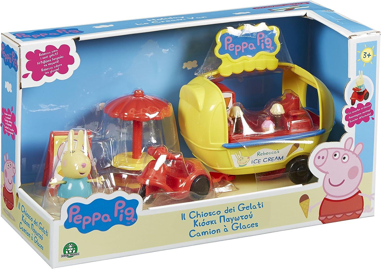 Peppa Pig - Pph 02 - El Vacaciones - El Camión en el Hielo con ...
