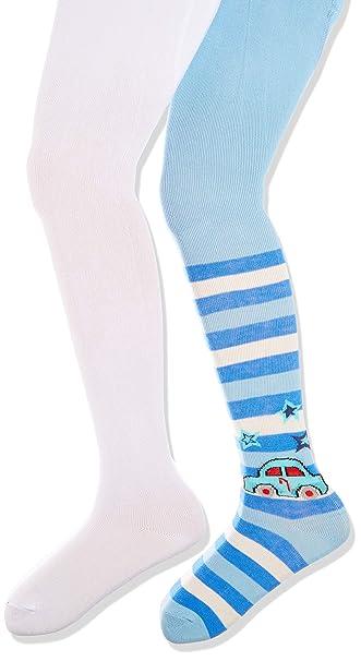 Bimba Playshoes Unifarben mit Komfortbund Collant