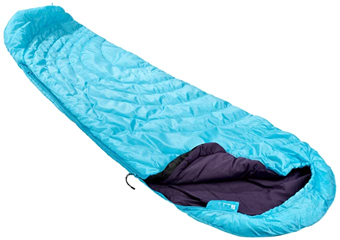 Lafuma Yellowstone LIG - Saco de dormir azul maldives blue Talla:links: Amazon.es: Ropa y accesorios