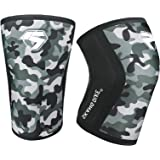 SKDK Knee Brace/Elbow Brace 7MM Knee Compression Sleeve for Knee Support and Pain Relief for Weightlifting, Cross Training fo