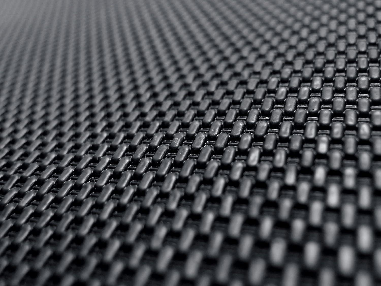 Kagu Rubber 3D MAXpider L1KA04511509 Front Row Custom Fit All-Weather Floor Mat for Select Kia Stinger Models Black