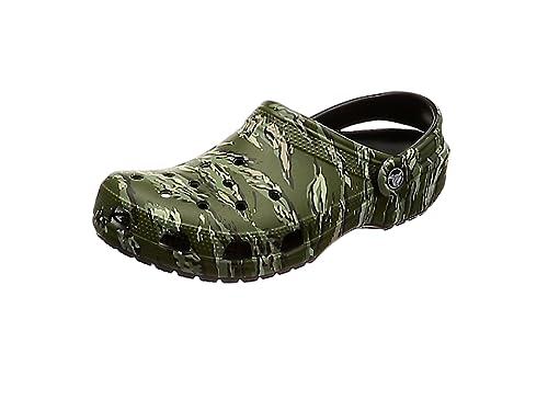Classic Adulte Crocs ClogSabots Graphic Mixte wyvN0m8nO