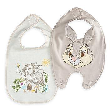 Amazon.com: Disney Thumper – Juego de babero para bebé: Baby