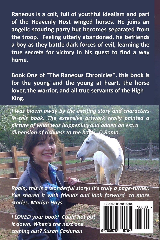 Winged Horse Of Heaven: Fallen (book 1 Of The Raneous Chronicles): R S  Mcdonald, Marian Hays, Trisha Romo: 9780578115764: Amazon: Books