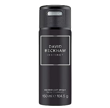 Amazoncom David Beckham Instinct Deodorant Spray 5 Ounce Body