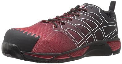 9efee885442 Nautilus 2422 Men s Advanced ESD Nano Carbon Fiber Safety Toe Athletic Work  Shoe