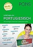 PONS Verbtabellen Portugiesisch: Alle wichtigen Verbformen sicher beherrschen