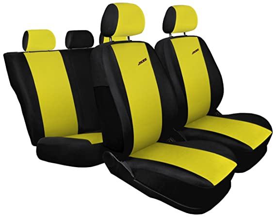 Suzuki Ignis Rot Universal Sitzbezüge Sitzbezug Auto Schonbezüge XR