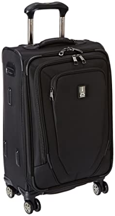 Amazon.com | Travelpro Crew 10 21 Inch Expandable Spinner Suiter ...