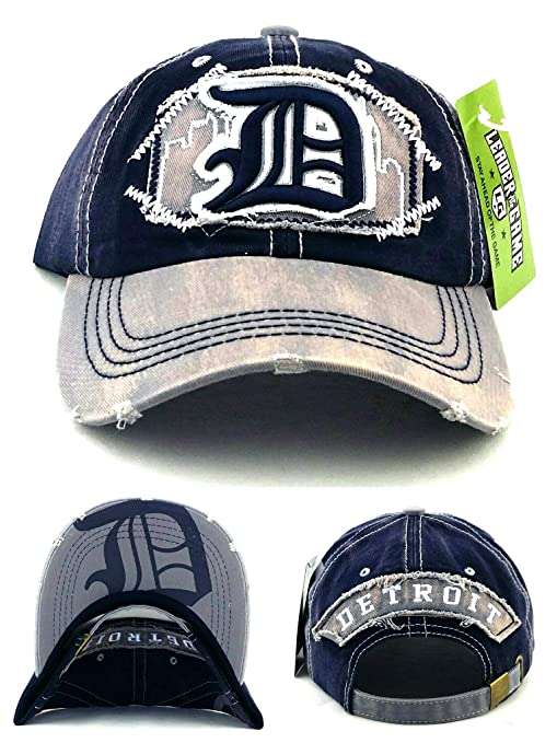 Leader of the Game Detroit D - Gorra con Tirantes para Mujer ...
