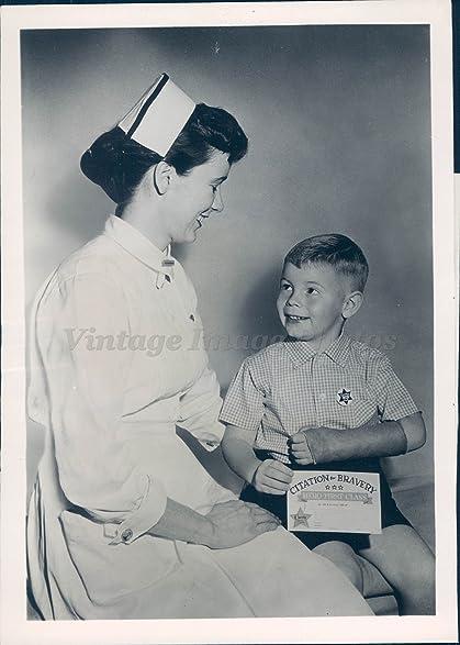 nurse Plaster vintage