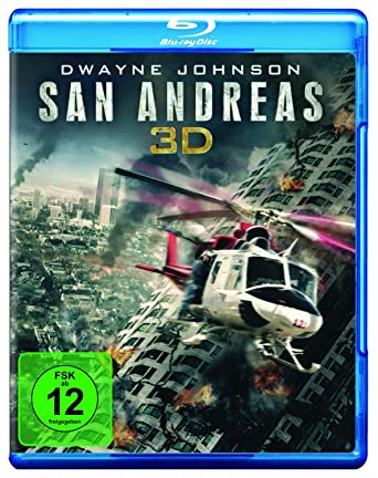 San Andreas (+ Blu-ray) [Alemania] [Blu-ray]: Amazon.es ...