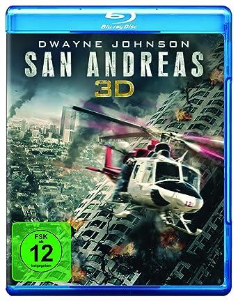 San Andreas (+ Blu-ray) [Alemania] [Blu-ray]: Amazon.es ...